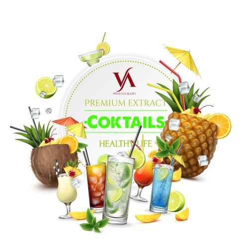 Liquidi e Aromi al gusto Coktail e Bevande