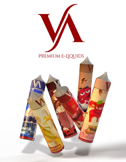 Valkiria liquidi per sigaretta elettronica